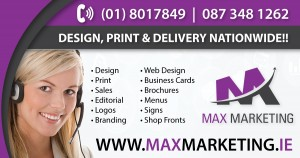 Max Marketing - Print & Design Nationwide