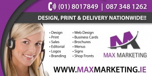 Website Design-Max Marketing