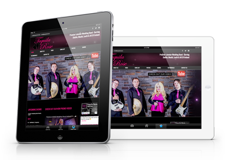 Website Design-Max Marketing - responsive
