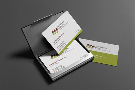 Business Cards - Max Marketing Print & design Ltd