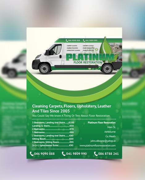 Flyers Print & Design - - Max Marketing Print & design Ltd