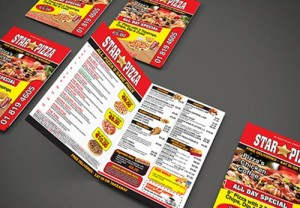 Max Marketing - Menus