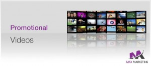 Max Marketing - Promotional Videos - Video Marketing