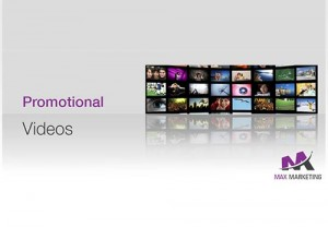 Max Marketing - Promotional Videos