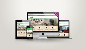 Web Design Ireland - Max Marketing Print & Design Ltd - Web Design Platinum Floor Restoration