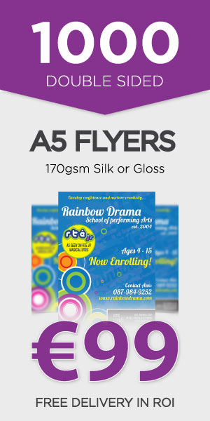 Max Marketing - A5 Flyers - Cheap Flyers